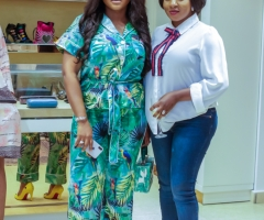 Mercy Aigbe, Mide Martins